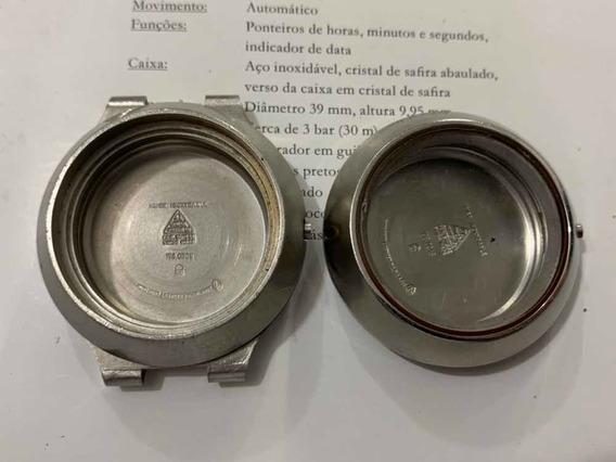 Ômega Partes Cases 198.0008 E 198.0018 (7 Pçs) Swiss Made