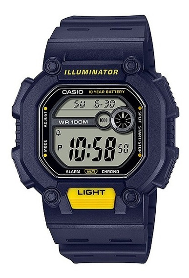 Reloj Casio Core W-737h-2avcf