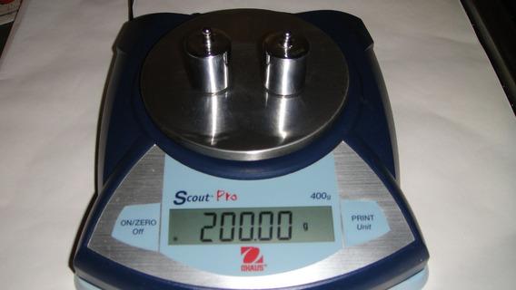 Balanza Digital Ohaus Scout Pro 400 G. X 0.01 G Seminueva