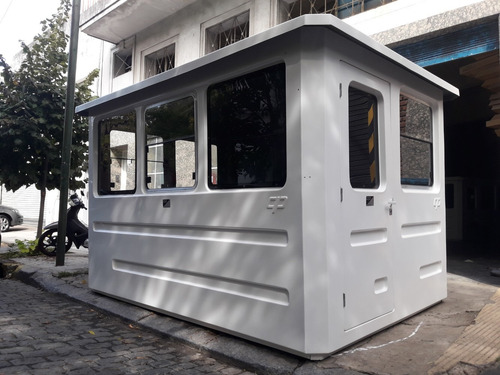 Modulos Habitables - Oficina Movil 2,30 X 3,30 Mts - Caba