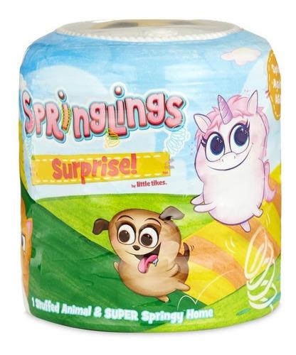 Mini Pelúcia Surpresa Springlings Surprise - Candide