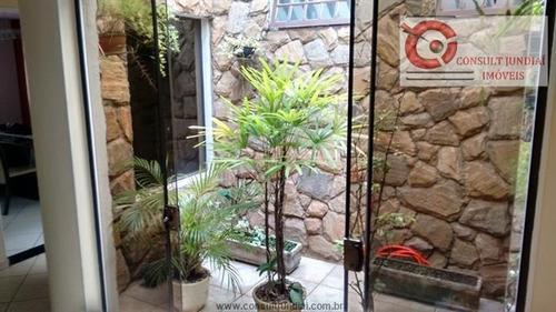 Imagem 1 de 29 de Casas À Venda  Em Jundiaí/sp - Compre A Sua Casa Aqui! - 1357448