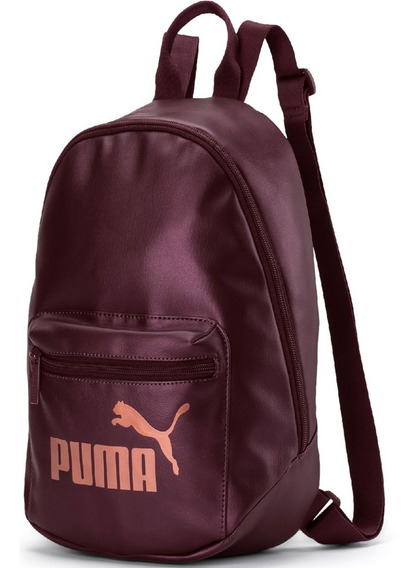 Mochila Puma Wmn Core Archive Backpack 076577 Moda Asfl70