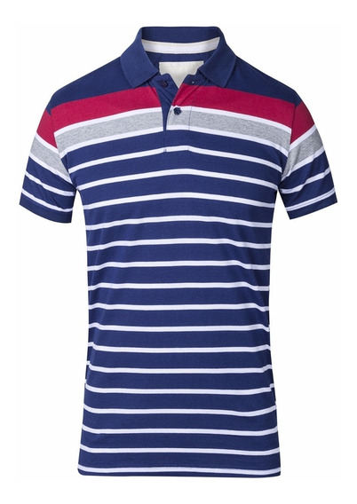 Chombas Mariner Polo Algodon Slim Fit Quality Import Usa