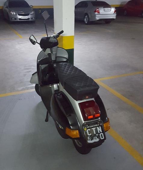 Vespa Px 200 E Placa Preta - Lindissima.