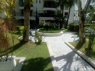 Apartamento Em Moema, São Paulo/sp De 120m² 3 Quartos Para Locação R$ 4.427,00/mes - Ap196745