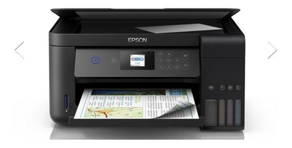 Epson L4160 Multifuncion Wifi/ Duplex Sistema Tinta Original