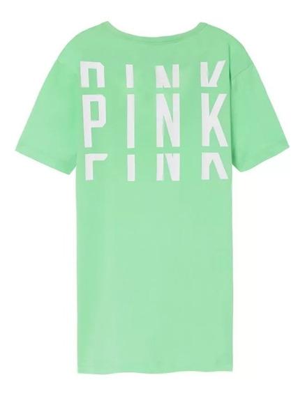 Remeras Con Bolsillo Pink Victoria`s Secret Varios Modelos