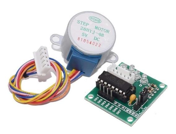 Motor De Passo Com Drive - Arduino