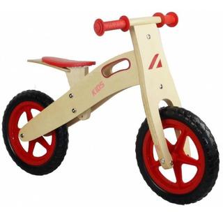 Bicicleta De Aprendizaje De Madera