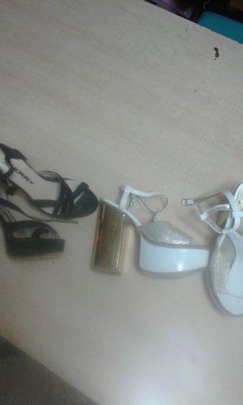Zapatos Talle 37 Precio De Los Dos Pares