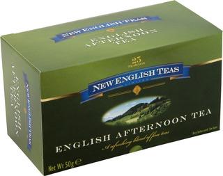 Té New English - Afternoon - 25 Saquitos