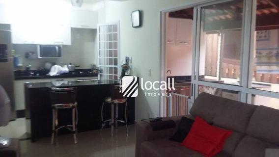 Casa Com 2 Dormitórios À Venda, 75 M² Por R$ 400.000 - Jardim Vista Alegre - São José Do Rio Preto/sp - Ca2057