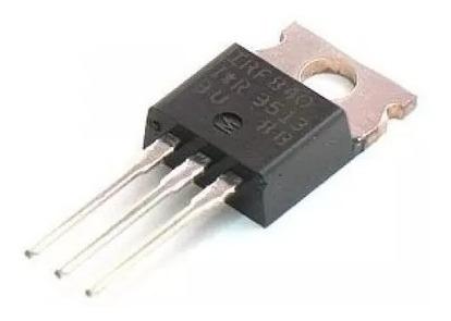 Kit-20-peças Transistor Irf840 To220