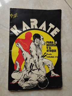 A5 Karate Para La Defensa Y El Ataque- Chung Fu- 1974