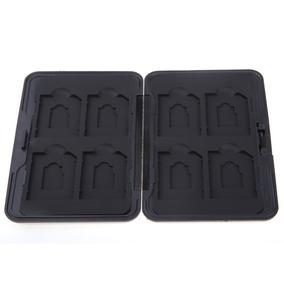 Case Micro E Sd Aluminio Porta Cartão Memoria Estojo + Frete