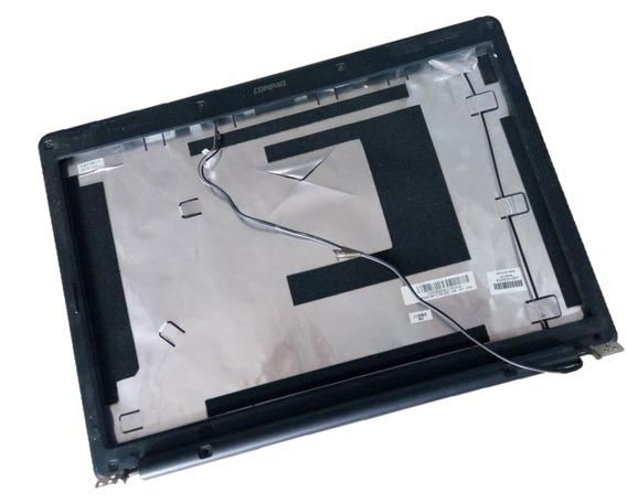 Kit Tampa Superior Completa Dobradiça Notebook Compaq V6000