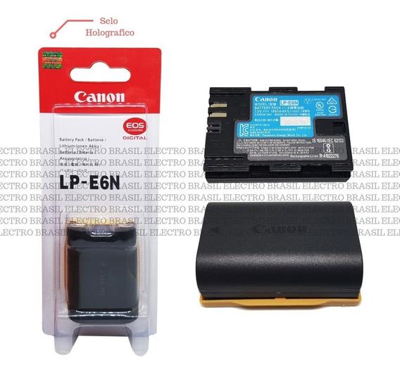 Bateria Canon Lp-e6n Eos 5d2 7d 7d2 6d 70d 60d 80d Aproveite