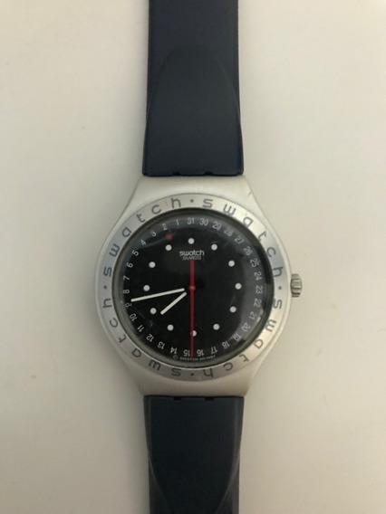 Relógio Suíço Swatch Original, Modelo Irony, Em Ótimo Estado