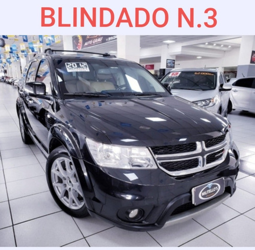 Dodge Journey Rt 3.6 (aut) Gasolina Automático - Blindado