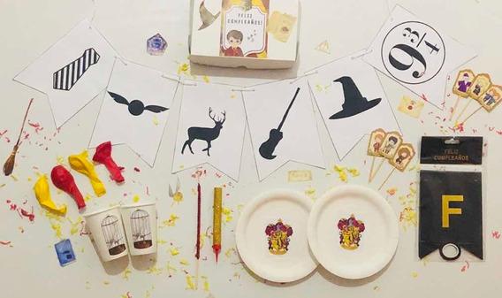 Box Cumpleaños Temático Harry Potter