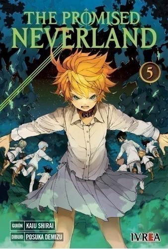 Imagen 1 de 4 de Manga - The Promised Neverland - Elige Tu Tomo 6 Cuotas