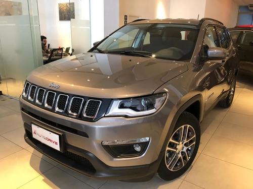 Jeep Compass Sport Automática 2.4 2021 C