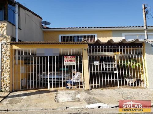 Imagem 1 de 12 de Sobrado Vila Rio Branco São Paulo/sp - 12278