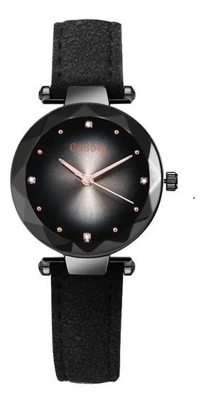 4 X Relógio Feminino Casual Analógico Quartzo Barato