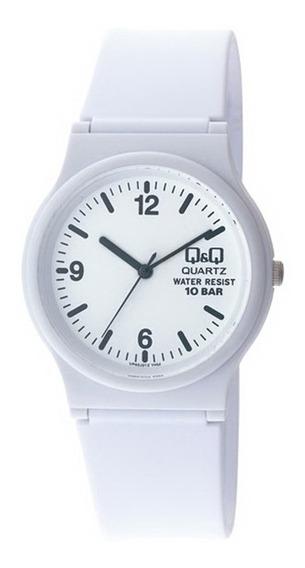 Relógio Q&q By Japan Unissex Vp46j012y C/ Garantia E Nf