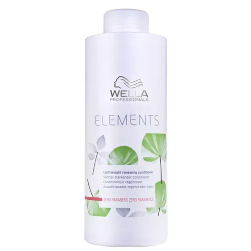 Wella Condicionador Elements Lightweight Renewing 1000ml