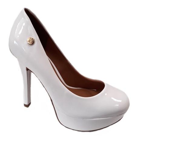 Zapato Mujer Vizzano Plataforma Taco 12cm Cerrado Charol