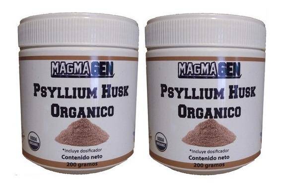 Psyllium Husk Organico 400 Grs Envío Gratis
