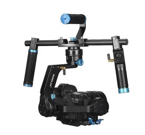 Estabilizador Camera Sony - Wondlan A6500 A6300 A7s A7iii