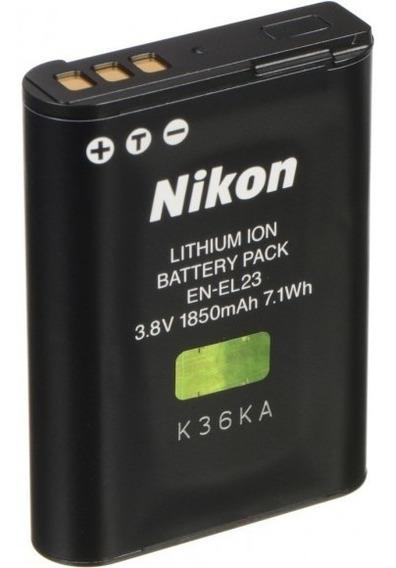 Bateria En-el23 Para Nikon Coolpix P600 P610 S810 S810c