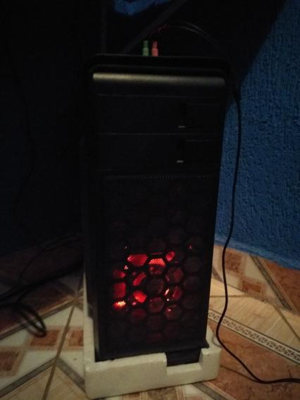 Computador Gamer + Teclado +mousepad +monitor +headset