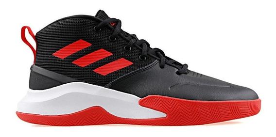 Zapatillas adidas Own The Game Negras - Basket
