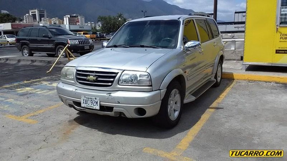 Chevrolet Grand Vitara Xl7-automático