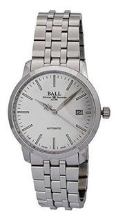 Ball Legend Automatico De Acero Inoxidable Para Hombre Reloj