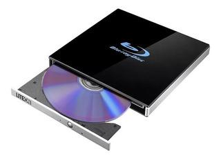 Unidad Optica Externa 6x Bluray Liteon Eb1 Usb 3.0 Bluray 4k