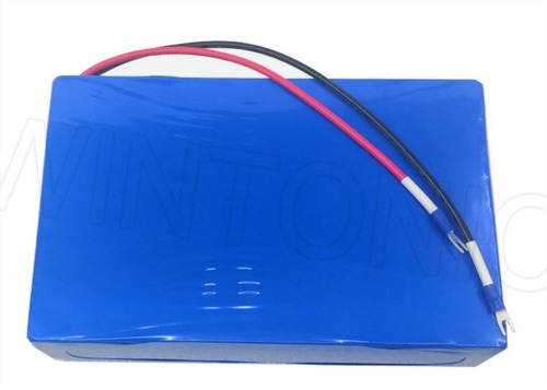 Imagem 1 de 3 de Bateria Bicicleta Elétrica 48v 35ah Lítio