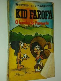 Revista Antiga Kid Farofa N° 3