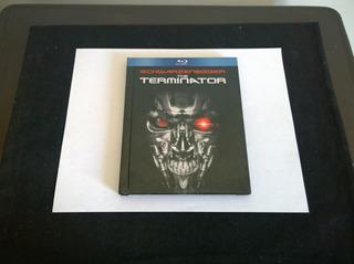 The Terminator Digibook Bluray