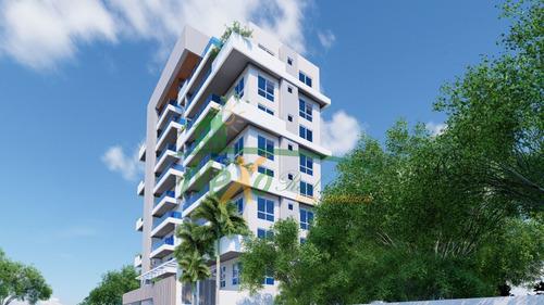 Imagen 1 de 11 de En Venta Apartamentos En Torre Moderna Santiago (eaa-382 A4)