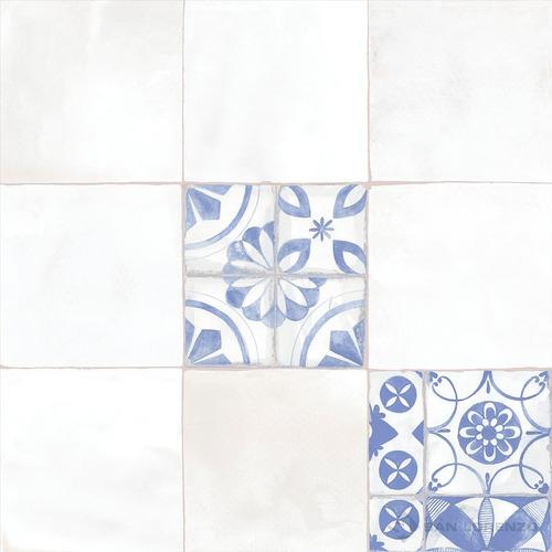 Imagen 1 de 7 de Revestimiento 1° Cal 45,3x45,3 Mediterrani Deco San Lorenzo