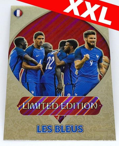 Card Xxl França Les Bleus Adrenalyn Russia Copa 2018