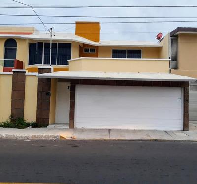 Jardines De Mocambo, Casa En Renta Amplia Cerca De La Uvm