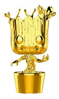 Funko Pop! Marvel Studios Groot #378