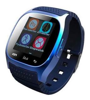 Smart Wacth Reloj Touch Para Samsung Y Apple Deportivo