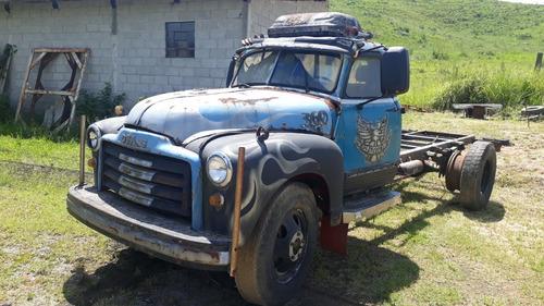 Caminhão Gmc 1953